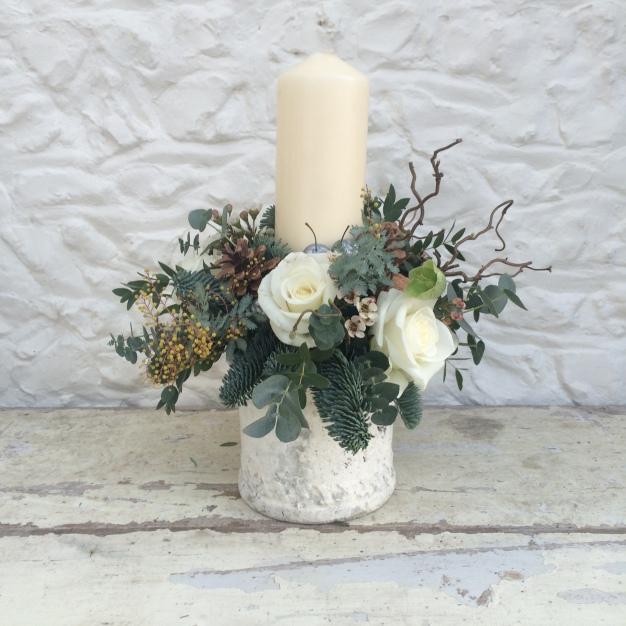 Winter white £25